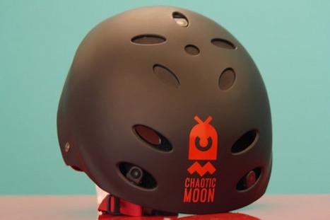 Bike Helmet With Cameras Captures Hit and Runs [Video] - PSFK | Radio Show Contents | Scoop.it