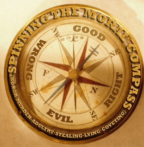 "Word of the Week ""Moral Compass"": Meditate on this Phrase 