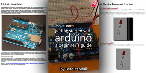 READ ONLINE or DOWNLOAD: Getting Started With Arduino, A Beginner's Guide | Arduino in the Classroom | Scoop.it