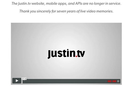 Twitch shuts down Justin.tv site in wake of Google sale - VentureBeat | Richard Kastelein on Second Screen, Social TV, Connected TV, Transmedia and Future of TV | Scoop.it
