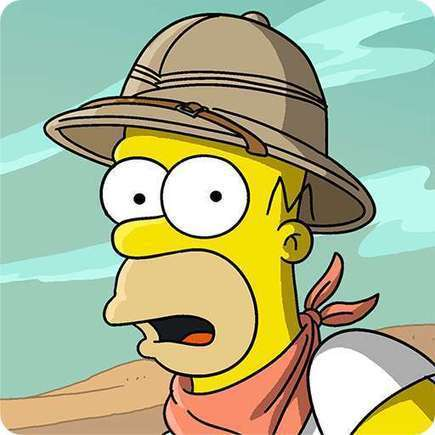 The Simpsons Tapped Out' in Best android game app | Scoop it