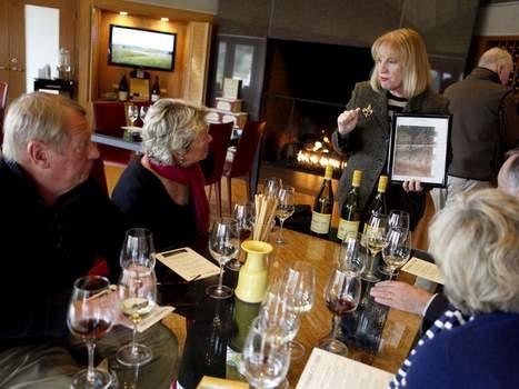 Direct sales of wine rose 10 percent last year | Autour du vin | Scoop.it