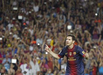 Supercopa de España 2012, Crónica ida FC Barcelona - Real Madrid | FCBarcelona | Scoop.it