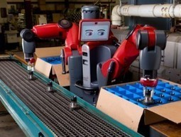 Rethink Robotics: Unpacked! | Robotic applications | Scoop.it