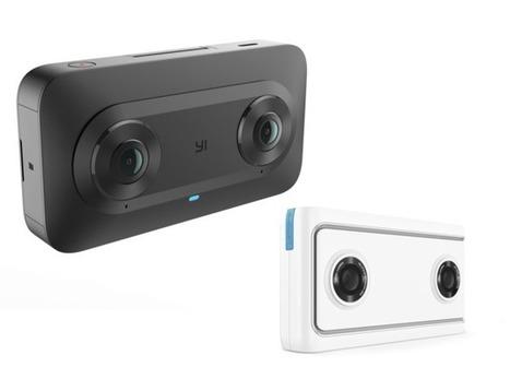 Lenovo Mirage Camera et Yi Horizon, les premi&e