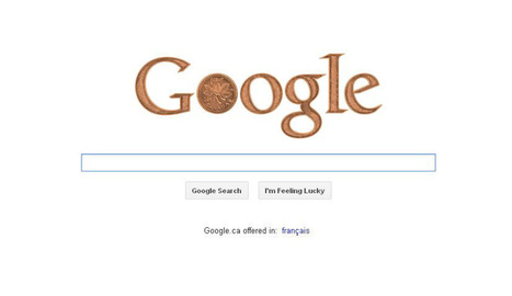 Canadian penny honoured with Google Doodle | Life @ Work | Scoop.it