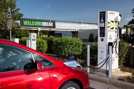 Ecotricity Hits UK EV Drivers With High Charging Fee | All About Cars. | Scoop.it