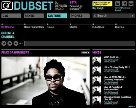 VatorNews - Dubset raises $500K for DJ mixing site   Futurism, Ideas, Leadership in Business   Scoop.it
