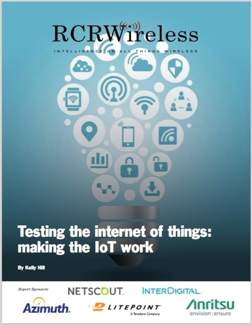 Feature Report -?Testing the Internet of Things