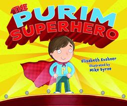 Free Stuff Alert: The Purim Superhero Picture Book | Jewlearn-it Magazine | Scoop.it