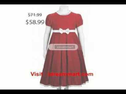 8a5edf2ab Cheap Flower Girl Dresses-iDreammart.com - YouT...