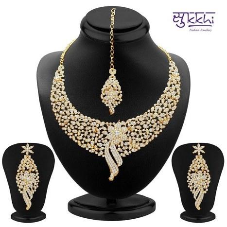 649dc793437 Buy Designer Necklaces Online