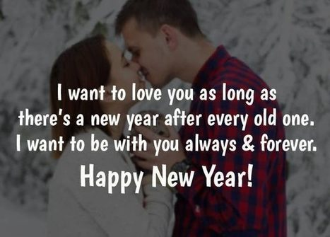 New Year Romantic Messages In Whatsapp Status And Dp Ideas