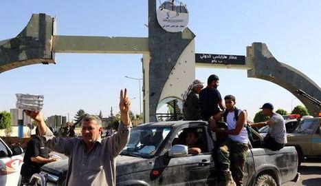 LIBYE: Les Emirats arabe unis ont mené des frappes aériennes en Libye ' Histoire de la Fin de la Croissance ' Scoop.it