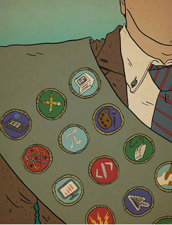 There's a Badge For That | Tech Learning | about Badges | Scoop.it
