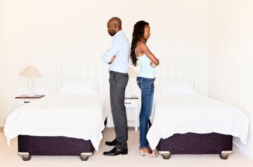 Sleeping Apart May Be the Secret to Keeping Your Relationship Alive | Radio Show Contents | Scoop.it