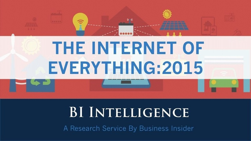 THE INTERNET OF EVERYTHING: 2015 [SLIDE DECK] | Beyond Web and Marketing 3.0 | Scoop.it
