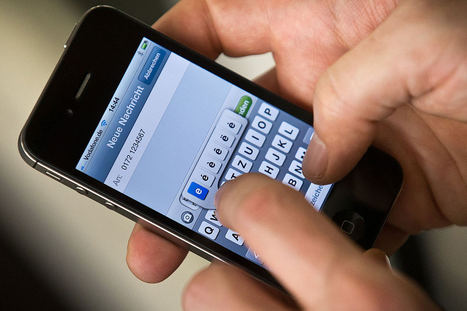 Spionage-Programm Dishfire: NSA greift bis zu 200 Millionen SMS pro Tag ab - Politik | STERN.DE | My Social Networking Anchor | Scoop.it