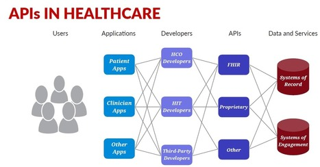 Emerging Role of Open APIs in Healthcare: 5 Trends to Know | Electronic Health Information Exchange | Scoop.it