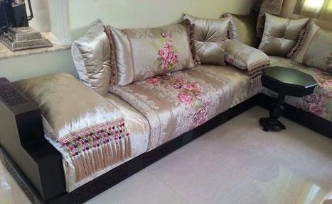 décoration salon marocain\' in Salon marocain moderne | Scoop.it