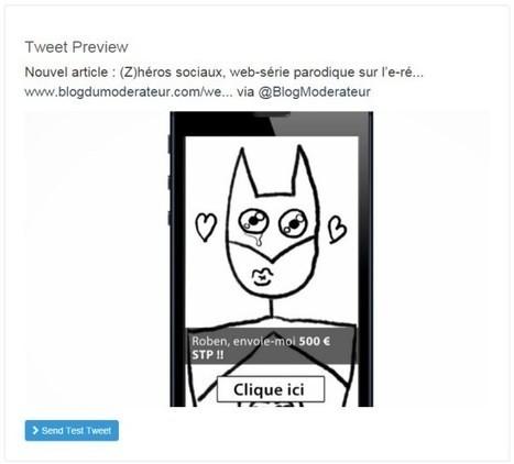 Automatiser le partage de vos articles sur Twitter avec Twibble   Social Media   Scoop.it