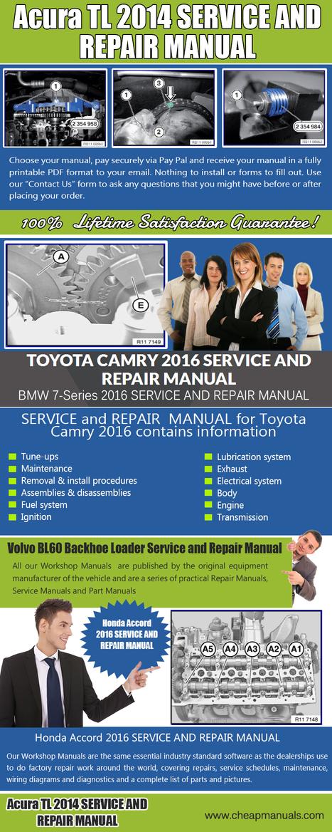 2014 honda accord repair manual