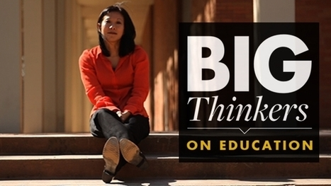 Big Thinkers on Education | Social Media: Changing Our World of Education | Scoop.it