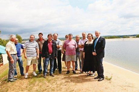 L'Union européenne soutient la construction de deux retenues d'eau pour les agriculteurs | Fonds européens en Aquitaine Limousin Poitou-Charentes | Scoop.it