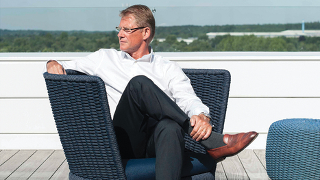 Novo Nordisk CEO Lars Sørensen on What Propelled Him to the Top | Managing people not cogs in a machine | Scoop.it