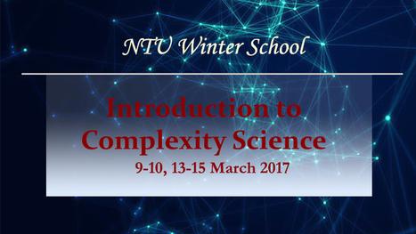 NTU Winter School 2017 | CxConferences | Scoop.it