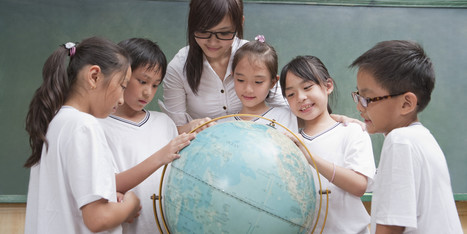 What Teachers Around The World ACTUALLY Get Paid   Authentic Second Language Communication   Scoop.it