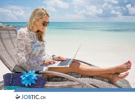 Le coworkation, la nouvelle tendance qui mélange travail et vacances | Centre des Jeunes Dirigeants Belgique | Scoop.it