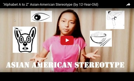 Poetry From the Schoolyard: A-Z American Born Chinese | Chinese American Now | Scoop.it