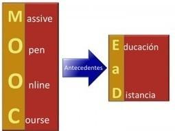 MOOC. ¿Son EaD, igual que el e-learning? | Contexto | Aulas virtuales | Scoop.it