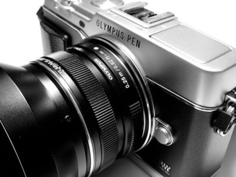 The Olympus E-P5 Review | Forty Two: Life and Other Important Things | Scoop.it