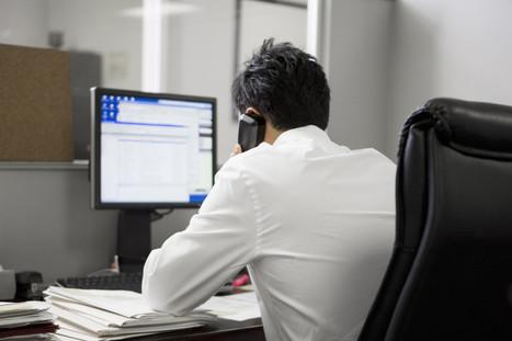 Stress au travail : les 9 maux dont souffrent le plus les salariés - Economie - TF1 News   ML Coaching   Scoop.it