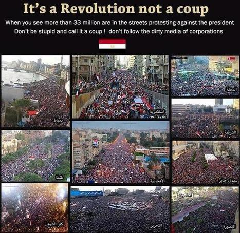 What is really going on in Egypt | Occupy Belgium | Scoop.it