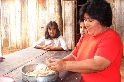 Pequeños agricultores aprenden a mejorar sus ingresos cuidando al medio ambiente | Río+20 El Salvador | Scoop.it