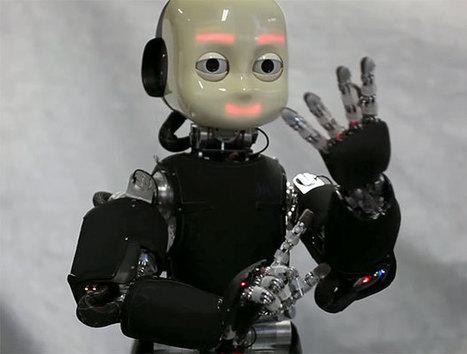 Video Friday: Robot Racecar, Kilobot Display, and Humanoid Skin - IEEE Spectrum   El Taller del Aprendiz   Scoop.it