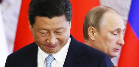 Китай отказался считать Россию партнером номер один | Global politics | Scoop.it