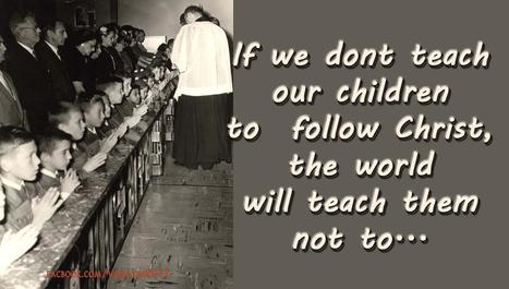 Our Children... | From The Pews' Puter... | Scoop.it