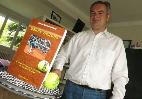 Croissy-sur-Seine : le carnet de route d'un ramasseur de balles à Roland-Garros | Croissy sur Seine | Scoop.it