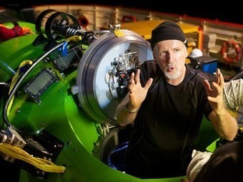 Filmmaker James Cameron Reflects on Exploration | All about water, the oceans, environmental issues | Scoop.it