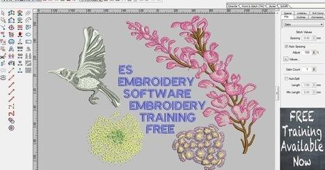 WILCOM FREE TRAINING COURSE | Wilcom Embroidery