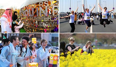 Guide Officiel de Tourisme en Corée : Nouvelles | Actualité et Tourisme Corée | Scoop.it