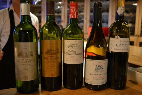 Tasting some value for money French wines | Wine Korea | Nombrilisme | Scoop.it
