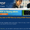 How to add expiry date to PDF files by using A-PDF Password Security?