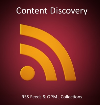 Content Discovery: Find RSS Feed Reading Lists and OPML Collections with FeedShare.net | Social media enabling connected learning | Scoop.it