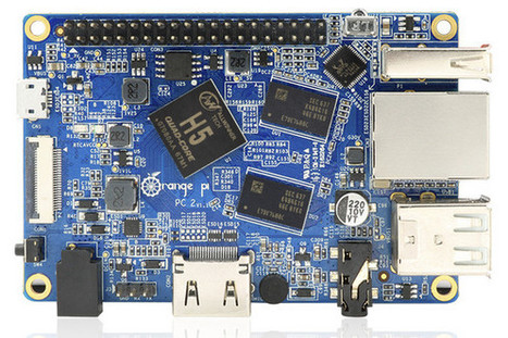 Orange Pi PC 2 / H5 = $20 | ARM Turkey - Arm Board, Linux, Banana Pi, Raspberry Pi | Scoop.it