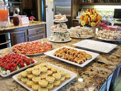Baby Shower Food Ideas For Both Boys And Girls